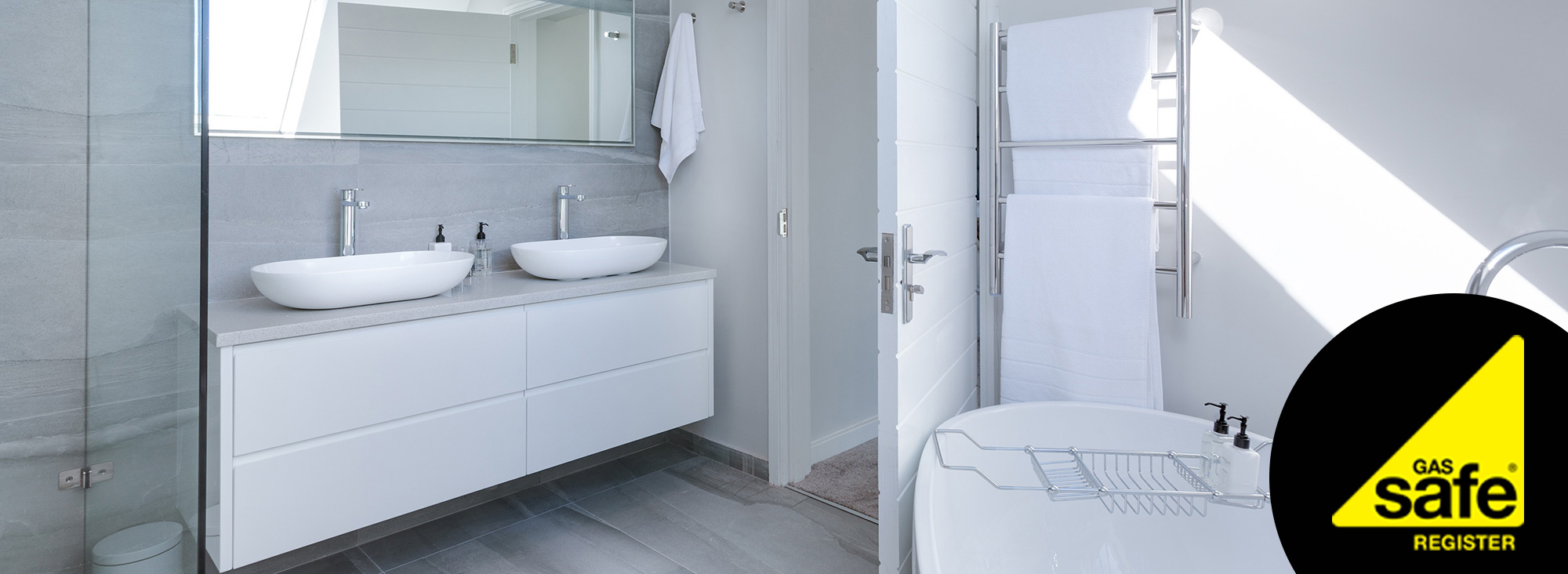 bathrooms by mortimer plumbing